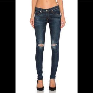 Rag & Bon skinny jeans ' color Aoyama